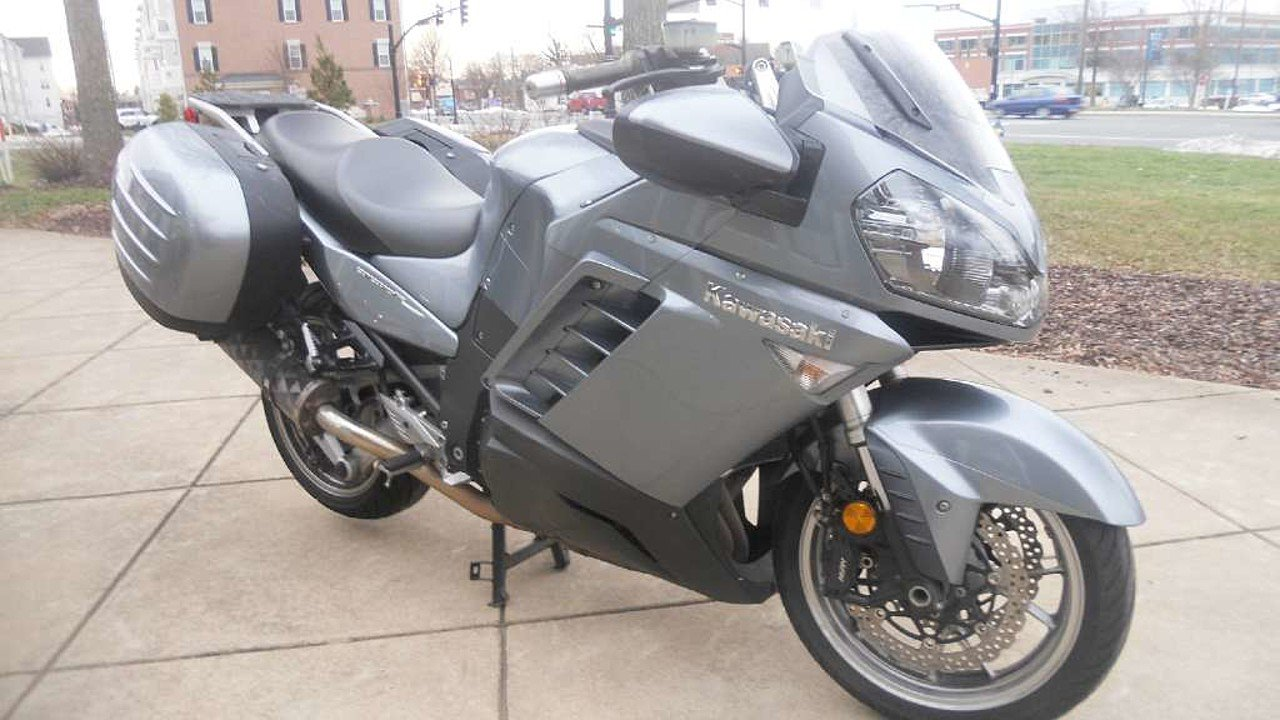 2008 Kawasaki Concours 14 for sale 200534159