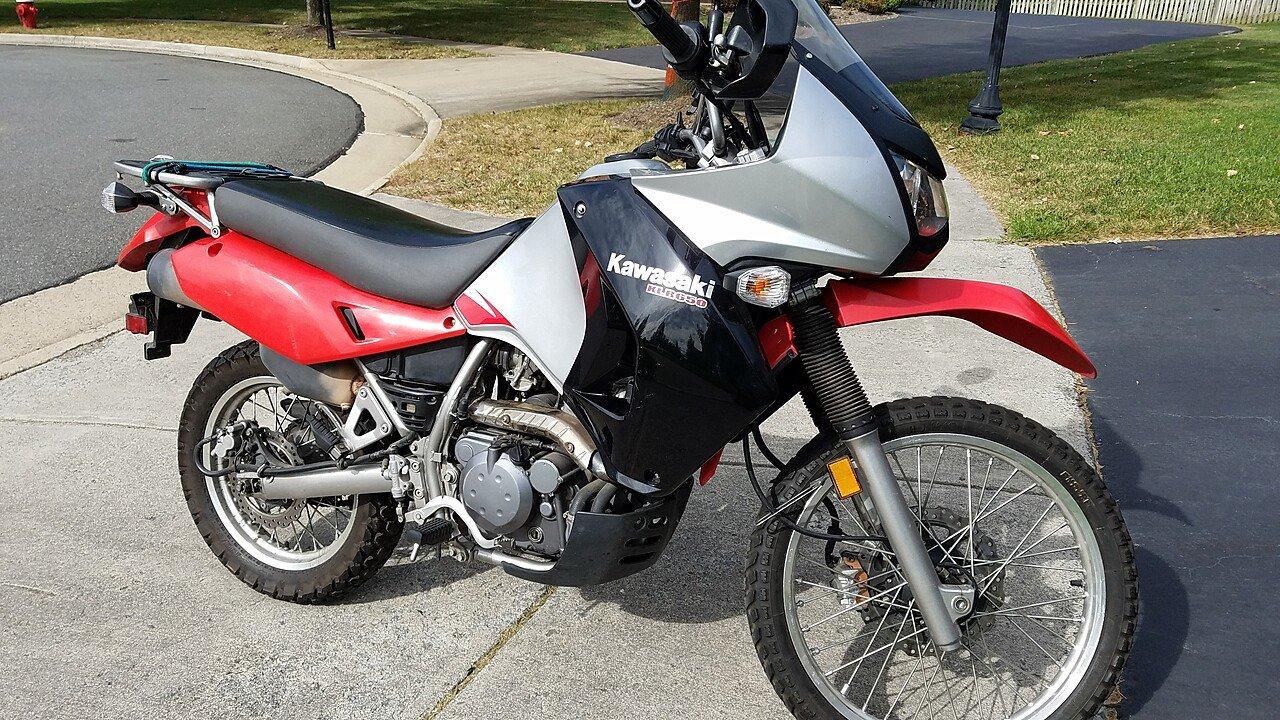 2008 Kawasaki KLR650 for sale 200585445