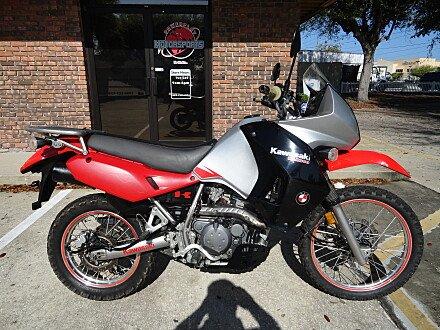2008 Kawasaki KLR650 for sale 200344013
