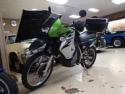 2008 Kawasaki KLR650 for sale 200533321