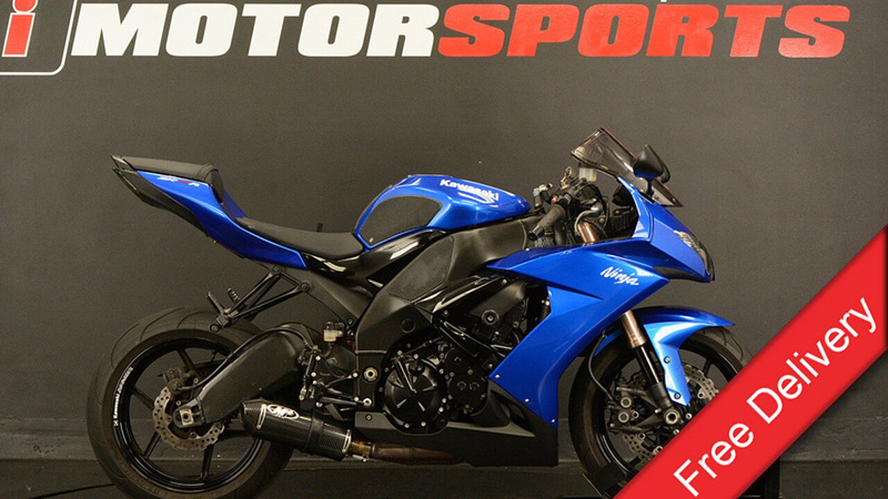 2008 Kawasaki Ninja ZX-10R for sale 200466475