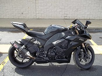 2008 Kawasaki Ninja ZX-10R for sale 200563457