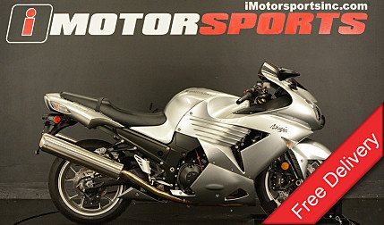2008 Kawasaki Ninja ZX-14 for sale 200487222