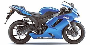 2008 Kawasaki Ninja ZX-6R for sale 200575410