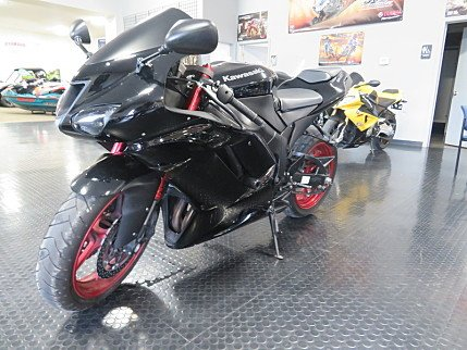 2008 Kawasaki Ninja ZX-6R for sale 200586399