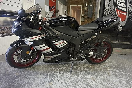 2008 Kawasaki Ninja ZX-6R for sale 200590212