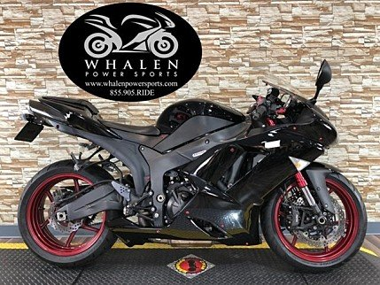 2008 Kawasaki Ninja ZX-6R for sale 200598222