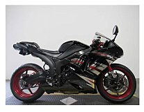 2008 Kawasaki Ninja ZX-6R ABS for sale 200630156