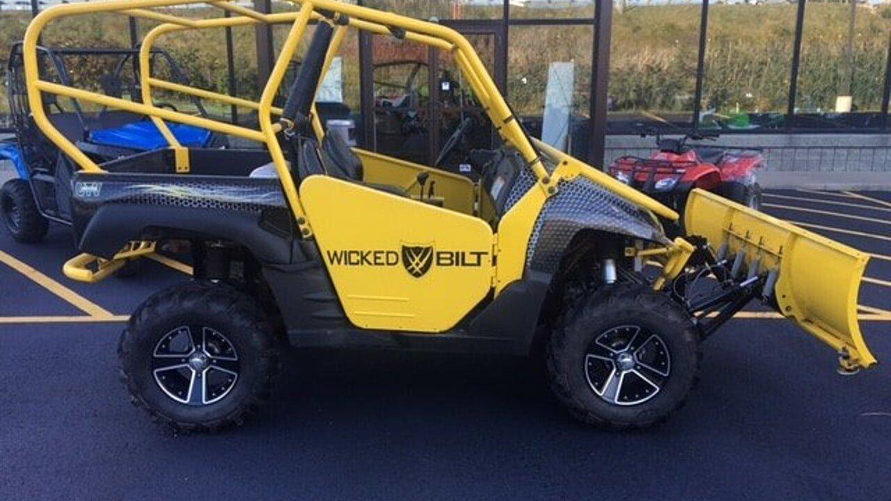 2008 Kawasaki Teryx for sale 200377506