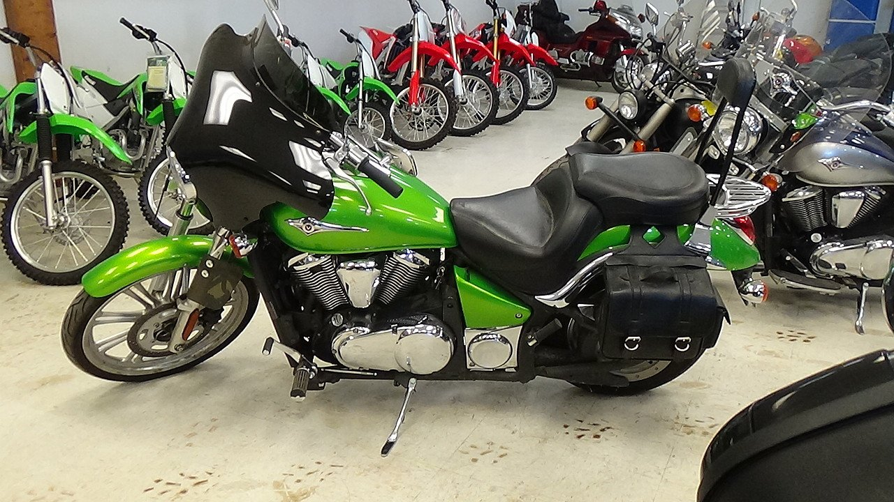 2008 Kawasaki Vulcan 900 for sale 200491918