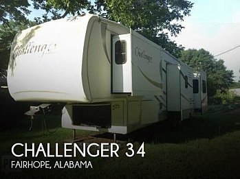 2008 Keystone Challenger for sale 300119883