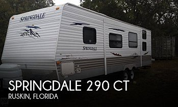 2008 Keystone Springdale for sale 300105542