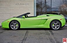 2008 Lamborghini Gallardo Spyder for sale 100544306