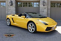 2008 Lamborghini Gallardo for sale 100769837
