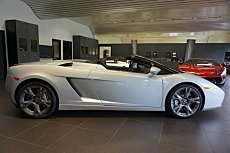 2008 Lamborghini Gallardo Spyder for sale 100783669