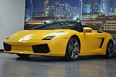 2008 Lamborghini Gallardo Spyder for sale 100816281
