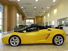 2008 Lamborghini Gallardo Spyder for sale 100884999