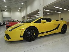 2008 Lamborghini Gallardo Spyder for sale 100896085