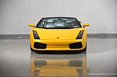2008 Lamborghini Gallardo Spyder for sale 100896480