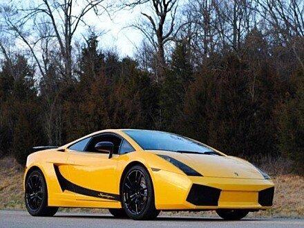2008 Lamborghini Gallardo Superleggera Coupe for sale 100897727