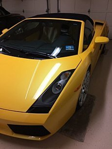 2008 Lamborghini Gallardo Spyder for sale 101050914