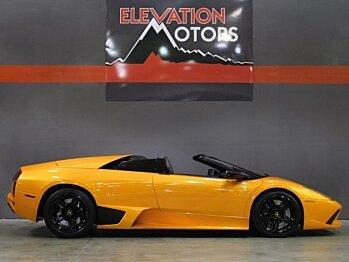 2008 Lamborghini Murcielago LP 640 Roadster for sale 100830373