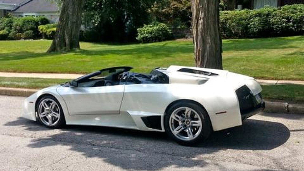 2008 Lamborghini Murcielago-Replica for sale near , - Classics on ...