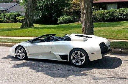 2008 Lamborghini Murcielago Replica Classics For Sale Classics On