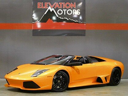 2008 Lamborghini Murcielago LP 640 Roadster for sale 100830373