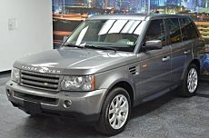 2008 Land Rover Range Rover Sport HSE for sale 100797345