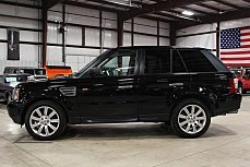 2008 Land Rover Range Rover Sport Supercharged for sale 100842801