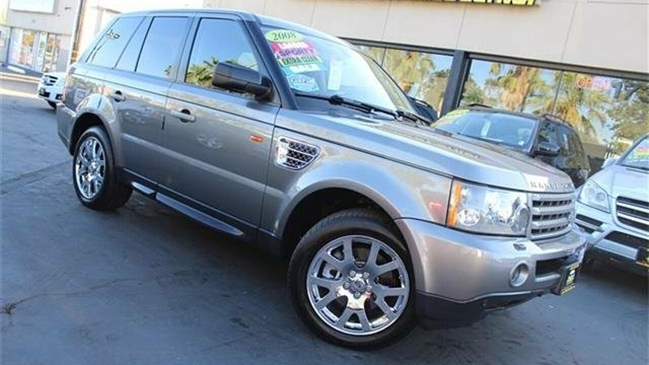 2008 Land Rover Range Rover Sport HSE for sale 100839561
