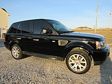 2008 Land Rover Range Rover Sport HSE for sale 100769506