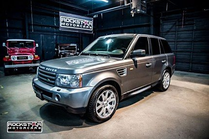 2008 Land Rover Range Rover Sport HSE for sale 100845646