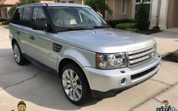 2008 Land Rover Range Rover Sport Supercharged for sale 100911584