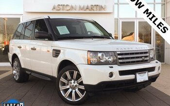2008 Land Rover Range Rover Sport Supercharged for sale 100929475