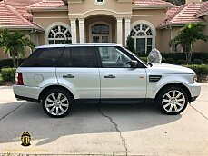 2008 Land Rover Range Rover Sport Supercharged for sale 100959840