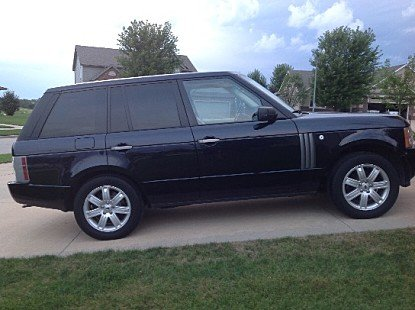 2008 Land Rover Range Rover for sale 100729745