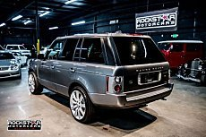 2008 Land Rover Range Rover HSE for sale 100852261