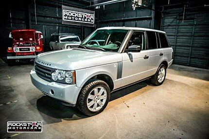 2008 Land Rover Range Rover HSE for sale 100790760