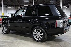 2008 Land Rover Range Rover Supercharged for sale 100838337