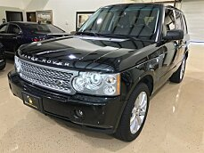 2008 Land Rover Range Rover Supercharged for sale 100892809