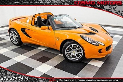 2008 Lotus Elise SC for sale 100874185