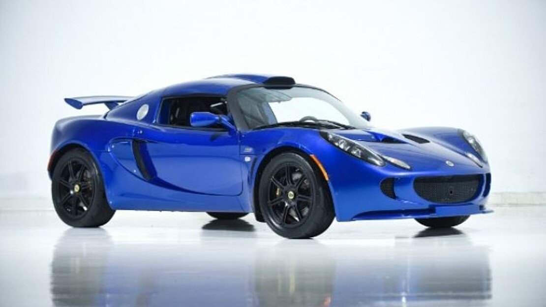 2008 Lotus Exige S 240 for sale 101012660