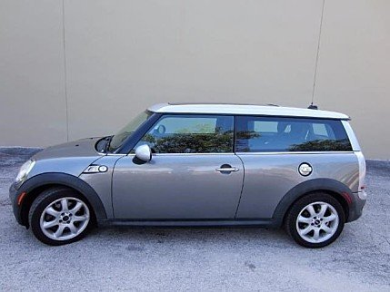 2008 MINI Cooper Clubman S for sale 100797411