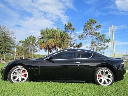 2008 Maserati GranTurismo Coupe for sale 100838307