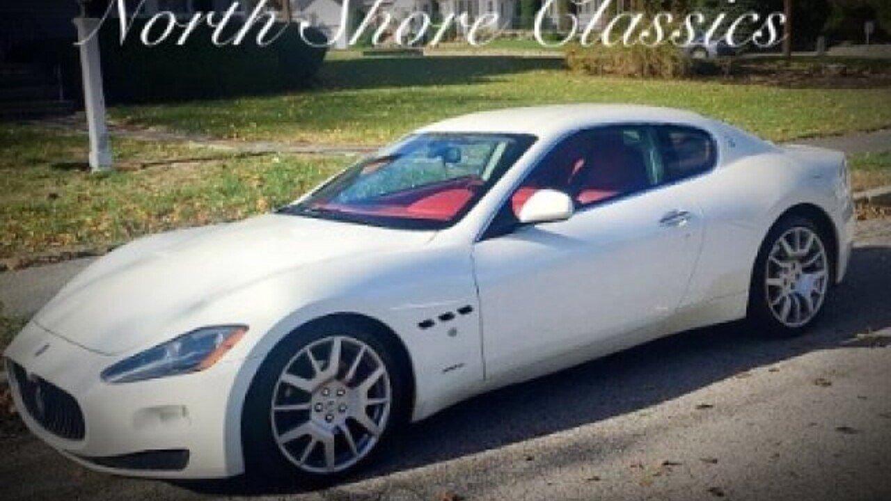 2008 Maserati GranTurismo Coupe for sale 100934920