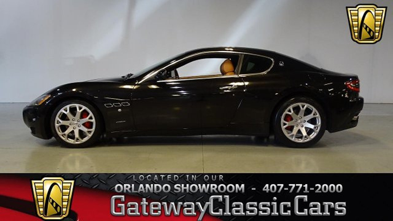 2008 Maserati GranTurismo Coupe for sale 100965067