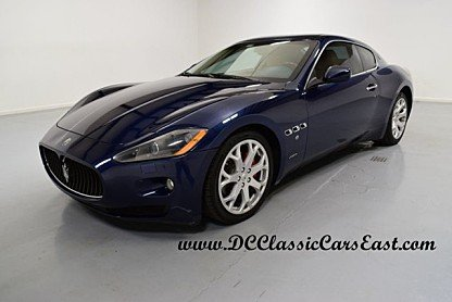 2008 Maserati GranTurismo Coupe for sale 100876371