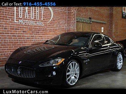 2008 Maserati GranTurismo Coupe for sale 100914390